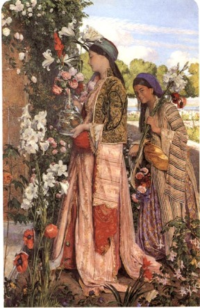 by John Frederick Lewis, British Orientalist Painter